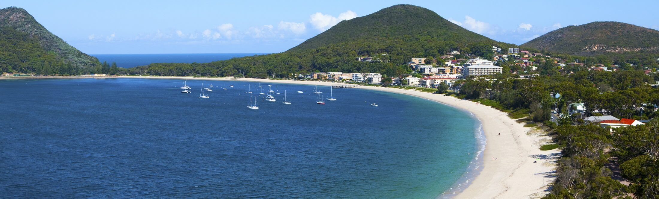 Sydney Private Tours Port Stephens with beautiful beaches