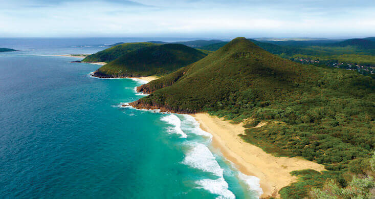 Fingal Spit - Top 10 Port Stephens Attractions