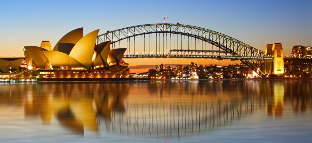 What to see in Sydney - Sydney Opera House and Harbour Bridge
