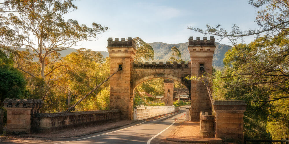 Top day trips from Sydney. The Southern Highlands. Kangaroo Valley