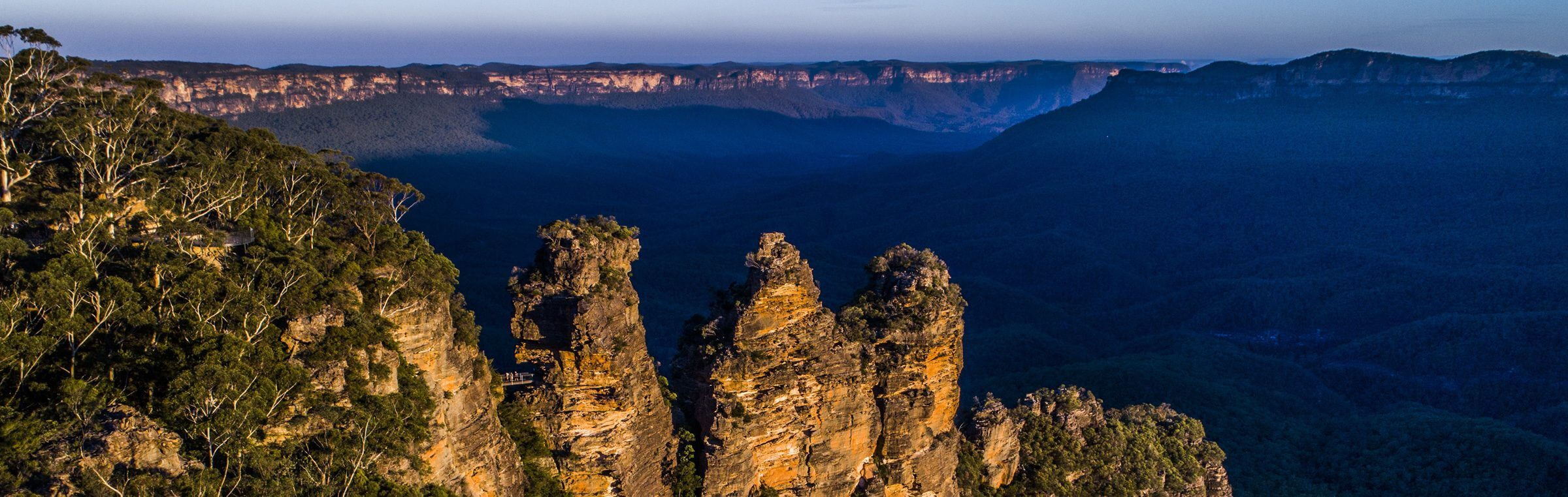 Popular private tour from Sydney to Blue Mountains